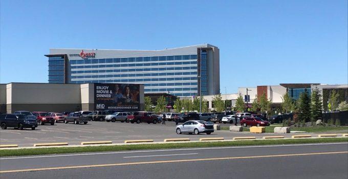 Petugas dibebaskan karena menembak tersangka pencurian di Northern Quest Casino pada bulan Juni