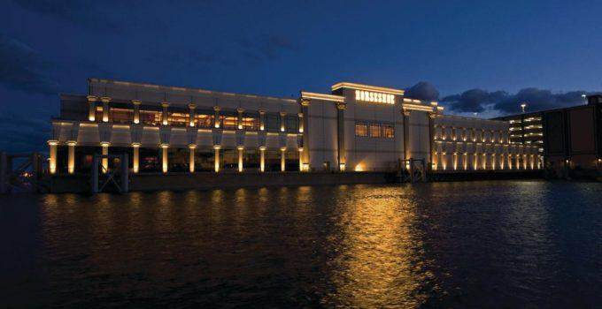Manajer umum baru mengambil alih kepemimpinan Hammond's Horseshoe Casino   Perjudian
