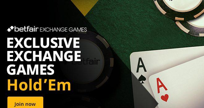 Apa Strategi Anda Untuk Permainan Pertukaran Hold'em Betfair?