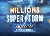 Kesempatan Terakhir untuk Memasuki Acara Utama Jutaan Superstorm di 888poker