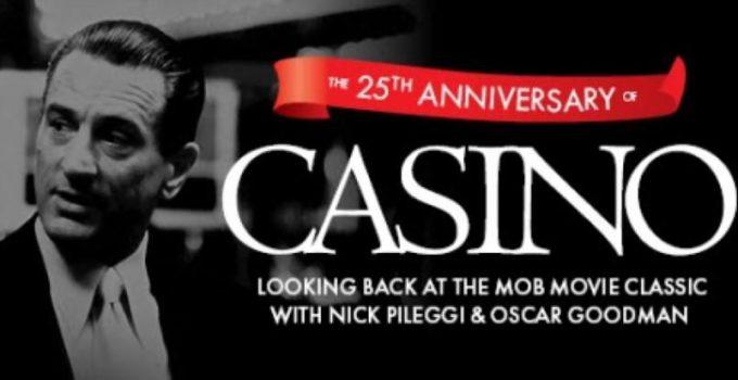 """Menangkan Paket Las Vegas Ke Perayaan Mob Museum Of Crime Classic """"Casino"""""""