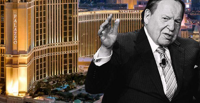 Sheldon Adelson Menjelajahi Penjualan Kasino Las Vegas
